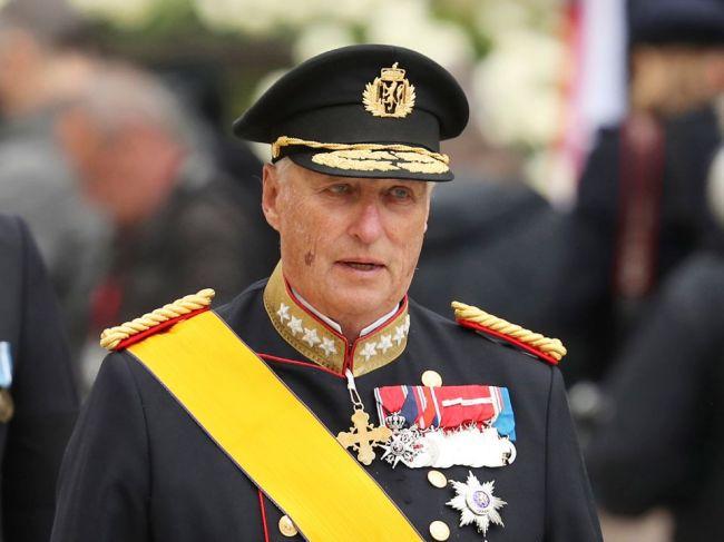 Prezidentka zaslala nórskemu kráľovi sústrastný telegram