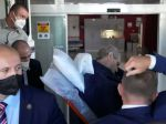 Mynář priviedol Vondráčka k Zemanovi do nemocnice bez vedomia lekára