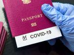 Slováci falšovali očkovacie preukazy, vyšetruje ich zahraničná polícia