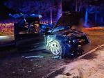 Pri tragickej dopravnej nehode vyhasol život 17-ročného spolujazdca