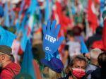 Tisíce ľudí protestovali v Ríme proti fašizmu