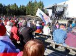 Remišová kritizuje Smer-SD v súvislosti s protestom, SNS ho podporila