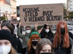 Na zhromaždení v Košiciach žiadalo bezpečnú a legálnu interrupciu okolo 150 ľudí