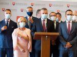 Hlas-SD žiada pre Santusovú mimoriadny brannobezpečnostný výbor