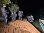 Potápači našli telo 61-ročného policajta
