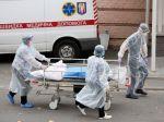Na Ukrajine pribudol rekordný denný počet úmrtí, prípadov covidu i zaočkovaných