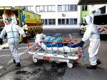 Počet prípadov covidu v Česku stále rastie, pribudlo viac ako 4200 nakazených