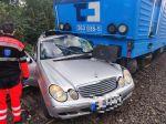 Tragická nehoda na železničnom priecestí si vyžiadala jeden ľudský život