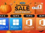 Počas Halloweenskeho výpredaja Godeal24 upgradujte na Windows 11 lacno!
