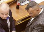 Miroslav Suja čelí dvom disciplinárnym konaniam za správanie sa v pléne