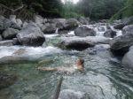 Romana Tabák dostala trest za kúpanie sa v horskom potoku